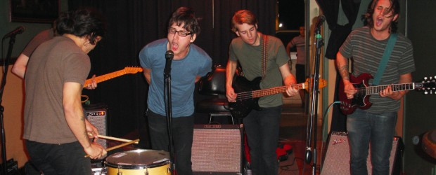 "Video: Caravels ""stripped down"" set at Meatheads March 30, 2011"