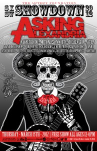 sxswweb 194x300 Deadhand to play Artery Foundation SXSW Showdown