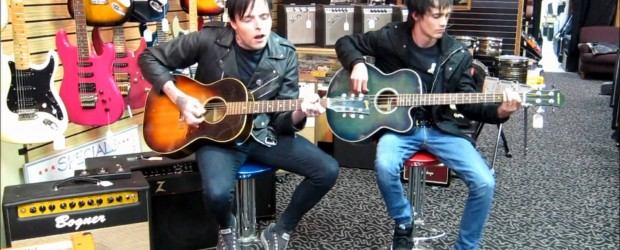 """Stripped Down Session: Deadhand """"Back Up"""""""