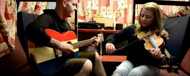 """Stripped Down Session: Old Man Markley """"Song Songs"""""""