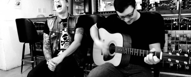 Stripped Down Session: A Loss For Words (two songs)