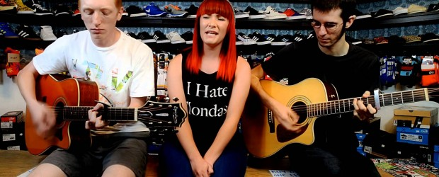 Stripped Down Session: Tuesday After School (two songs)