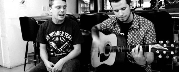 "Stripped Down Session: Handguns ""Song About You"""