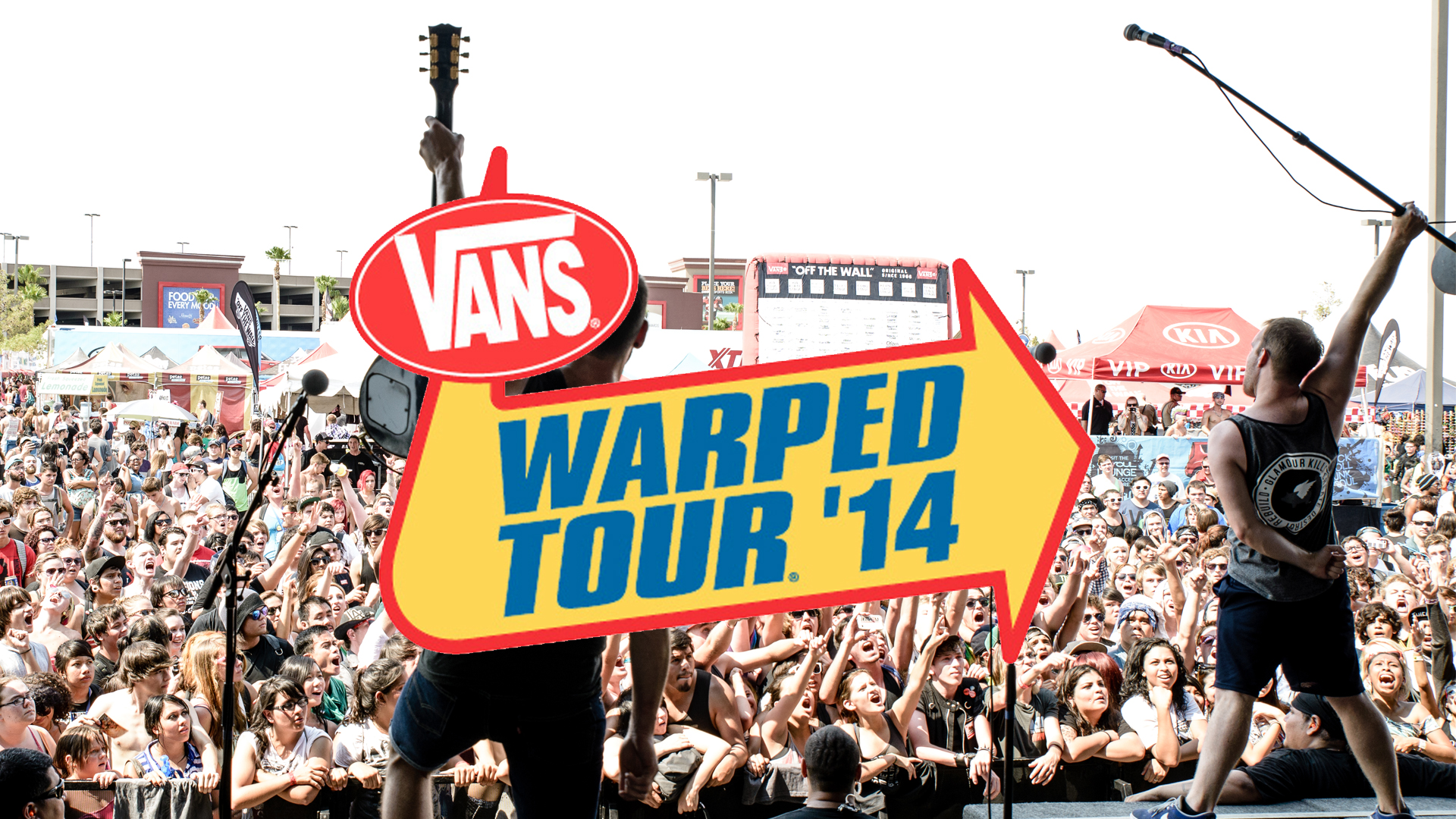 6797d254ad Vegas date announced for 2014 Warped Tour