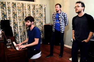 Stripped Down Session: Avalon Landing (two songs)