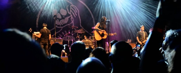 "Video: Against Me! ""Shivers"" (Rowland S. Howard cover) live at Brooklyn Bowl Vegas"