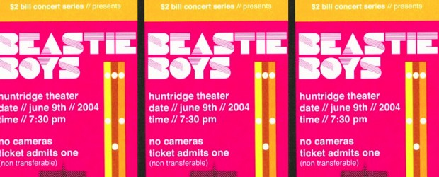Times Past: Beastie Boys Gave Us More Than Our Money's Worth June 9, 2004 at the Huntridge Theatre