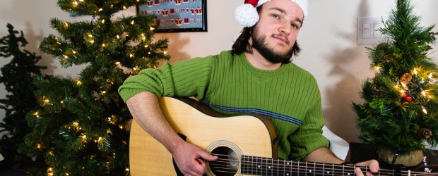 "Holiday Session: Joey Hines ""The Night Santa Went Crazy"""