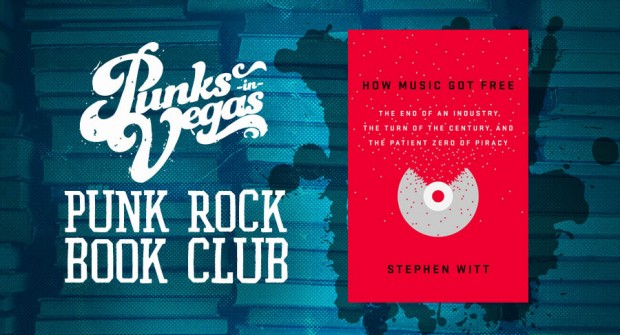 PIV Book Club: How Music Got Free: The End of an Industry, the Turn of the Century, and the Patient Zero of Piracy