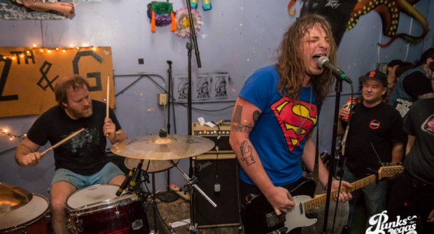 Images: RVIVR, Toys That Kill, New Ruin February 15, 2016 at VLHS (Pomona, CA)