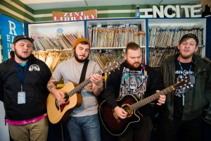 "Stripped Down Session: Hightides ""New Friends"""
