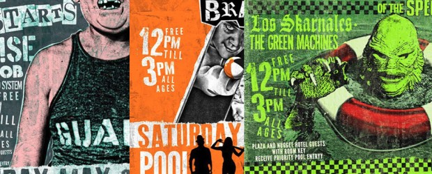 Angelic Upstarts, Lower Class Brats, Roddy Radiation headline Punk Rock Bowling 2016 Pool Shows