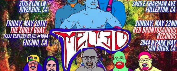 Interview: Melted's Justin Eckley talks Rayner tour, the crowded SoCal scene and Punk Rock Bowling