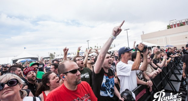 Images: Punk Rock Bowling Day Three feat. Flogging Molly, Face to Face & more May 30, 2016 at Fremont East