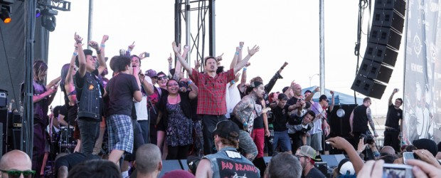 Images: Punk Rock Bowling Day One feat. Flag, The Exploited & more May 28, 2016 at Fremont East