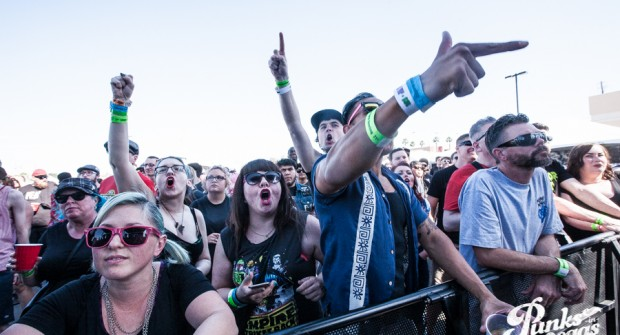 Images: Punk Rock Bowling Day Two feat. Descendents, Buzzcocks and more May 29, 2016 at Fremont East