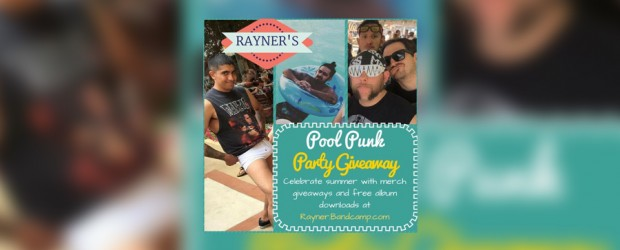 Contest: Win a prize pack from Rayner + tickets to see the band with Pears and Direct Hit at Beauty Bar 8/18