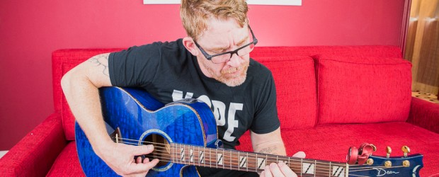 Stripped Down Session: Scott Reynolds (ALL, Pavers, Goodbye Harry)