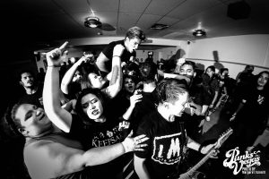 Images: Keepsake, Words From Aztecs, Guts and more August 12, 2016 at Eagle Hall