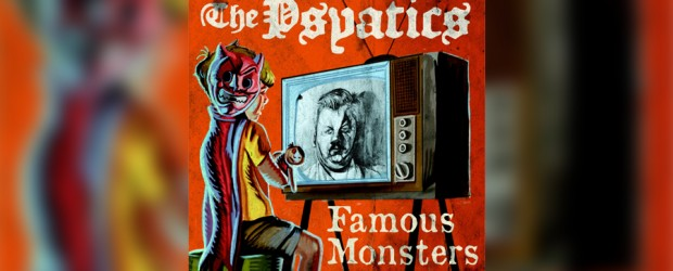 Music: The Psyatics stream songs from 'Famous Monsters,' release show Aug. 19 at Double Down