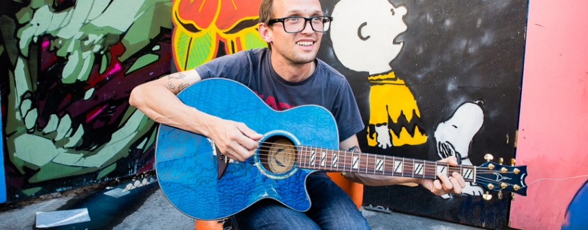 Stripped Down Session: Mikey Erg