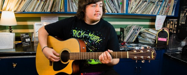 Stripped Down Session: Brendan Lukens of Modern Baseball