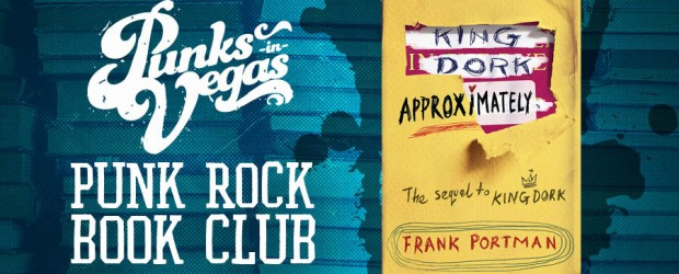 PIV Book Club: King Dork Approximately (2015)