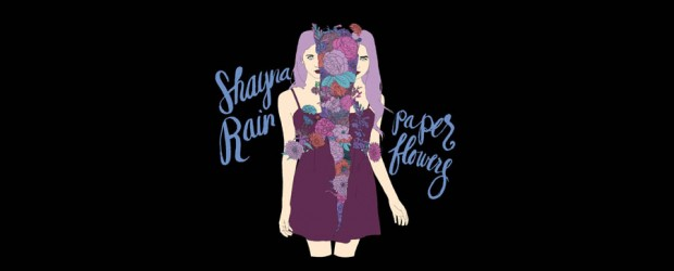 Shayna Rain release 'Paper Flowers' EP, tour kickoff tonight at The Bunkhouse