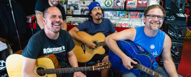 Stripped Down Session: Toys That Kill