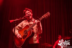 Images: Conor Oberst, Pearl Charles October 3, 2016 at Brooklyn Bowl Las Vegas
