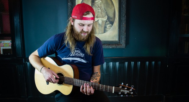 Stripped Down Session: Sorority Noise