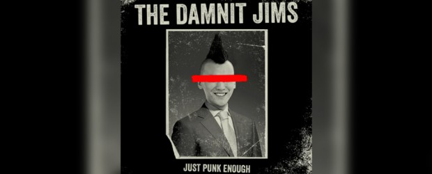 Music: The Damnit Jims stream 'Just Punk Enough,' announce release show Oct. 22 at the Double Down