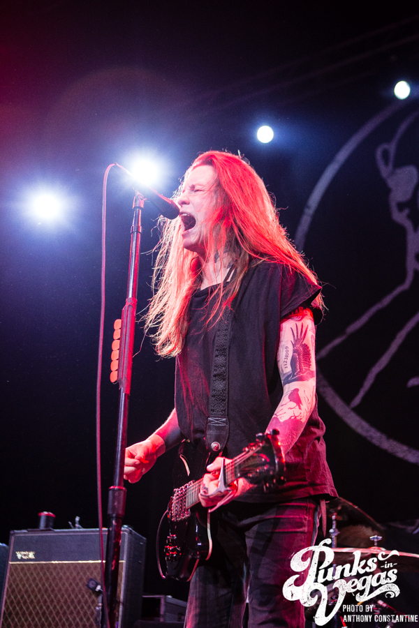 Against Me! by Anthony Constantine