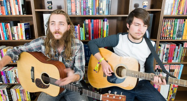 Stripped Down Session: The American Weather