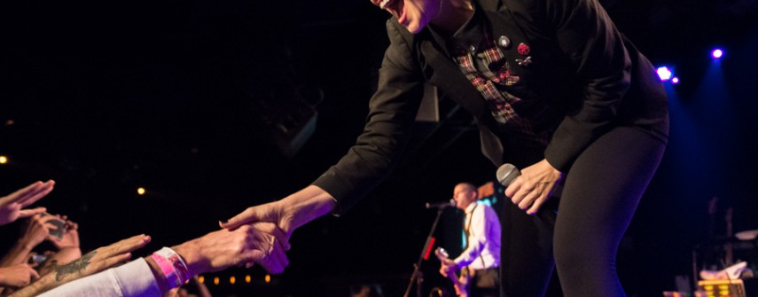 Images: The Interrupters, Bad Cop/Bad Cop, Be Like Max, Guilty By Association Nov. 23, 2016 at Vinyl
