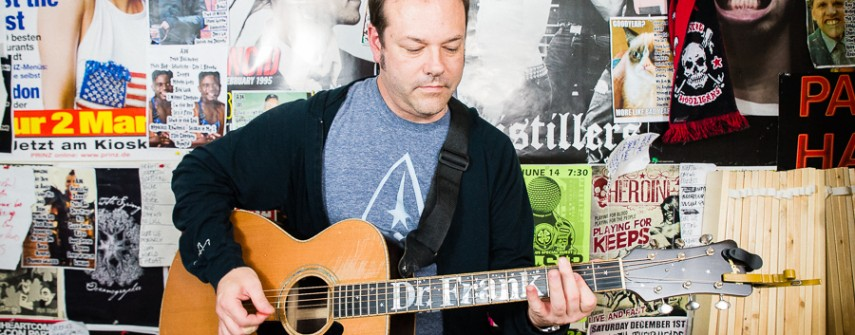 Stripped Down Session: Frank Portman of The Mr. T Experience