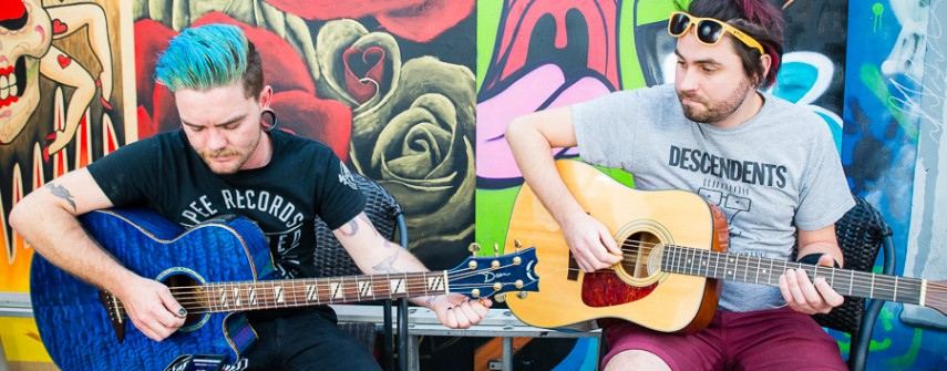 Stripped Down Session: The Decline