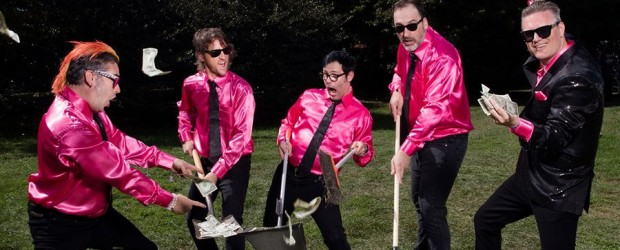 Ten Questions with Spike Slawson (Me First and the Gimme Gimmes)