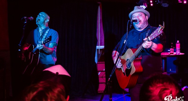 Images: Dan Andriano (Alkaline Trio), Matt Pryor (The Get Up Kids), Lily Pryor May 13, 2017 at The Bunkhouse Saloon