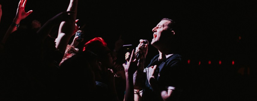 Images: Bayside, Say Anything, Reggie And The Full Effect April 24, 2017 at Vinyl Las Vegas