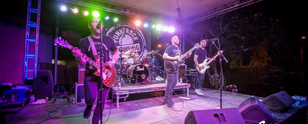 Images: The Menzingers, Lawrence Arms, Toys That Kill and more May 27, 2017 at The Bunkhouse Saloon (Punk Rock Bowling)