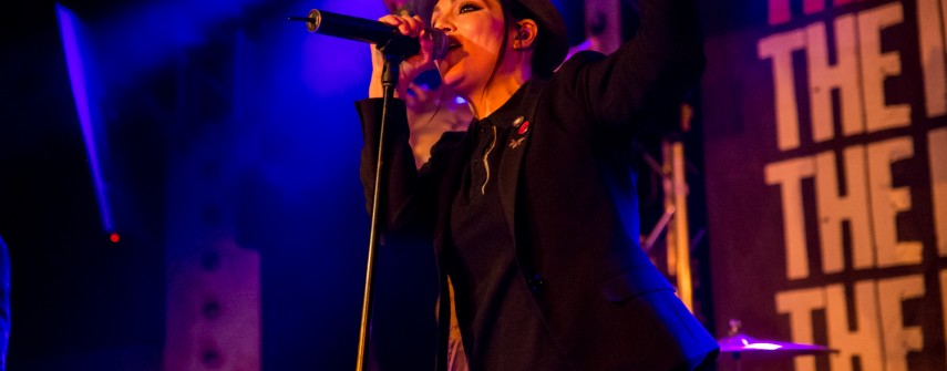 Images: The Interrupters, SWMRS, Sharp/Shock, Jerk! October 18, 2017 at Vinyl Las Vegas