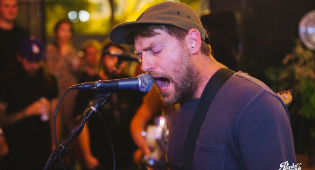 Images: Stickup Kid, Crooked Teeth, The Holy Bright September 2, 2017 at Evel Pie