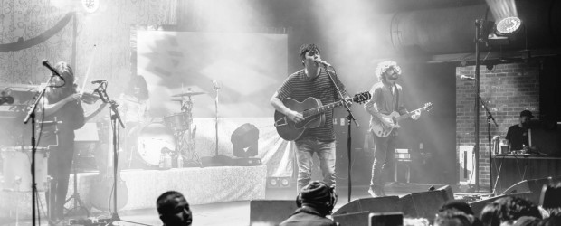 Images: The Front Bottoms, Basement, Bad Bad Hat November 11th, 2017 at the Brooklyn Bowl