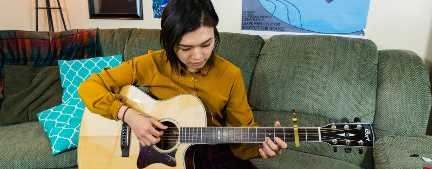 Stripped Down Session: Yvette Young