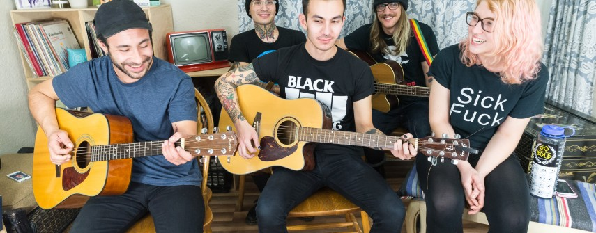 Stripped Down Session: Pity Party
