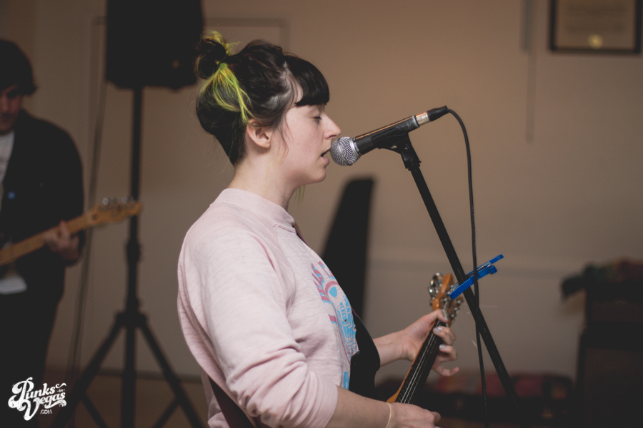 Punks in Vegas | Images: Waxahatchee, Dogbreth, Mercy Music